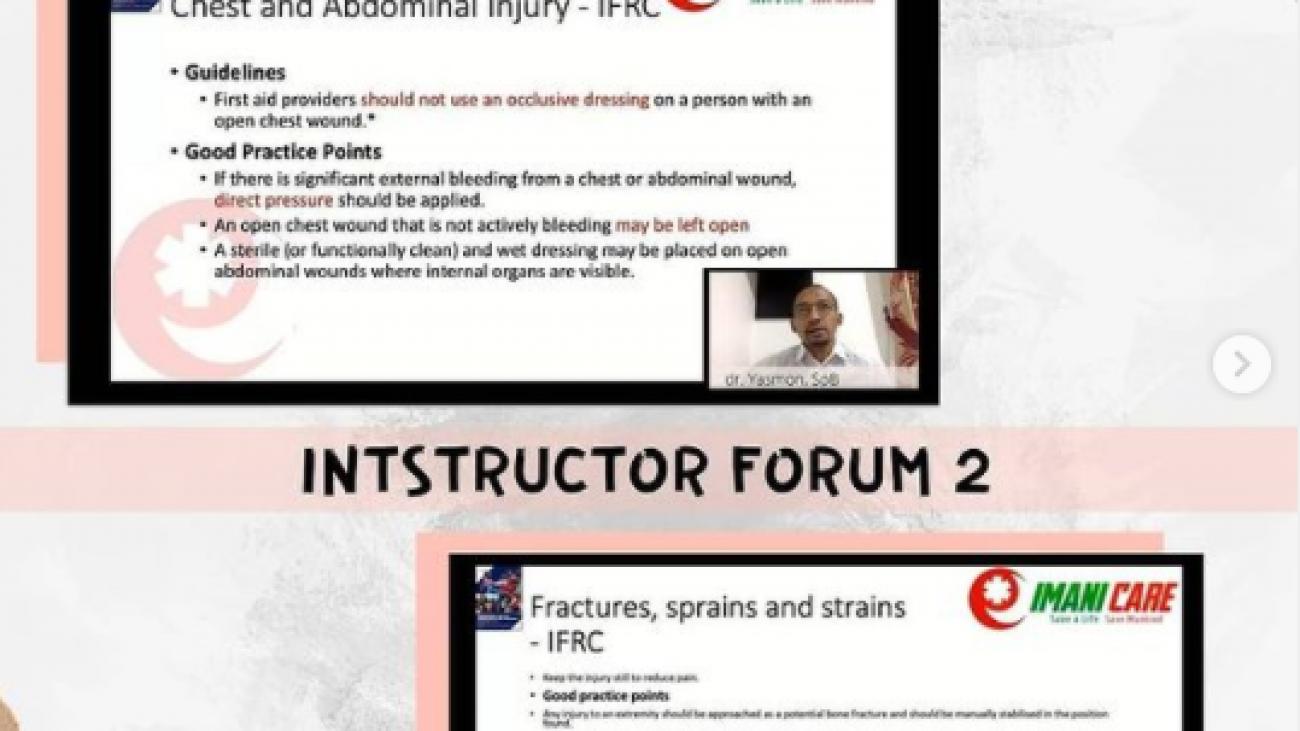 instructor-forum
